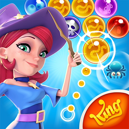 Bubble Witch 2 Saga v1.55.4 Mod