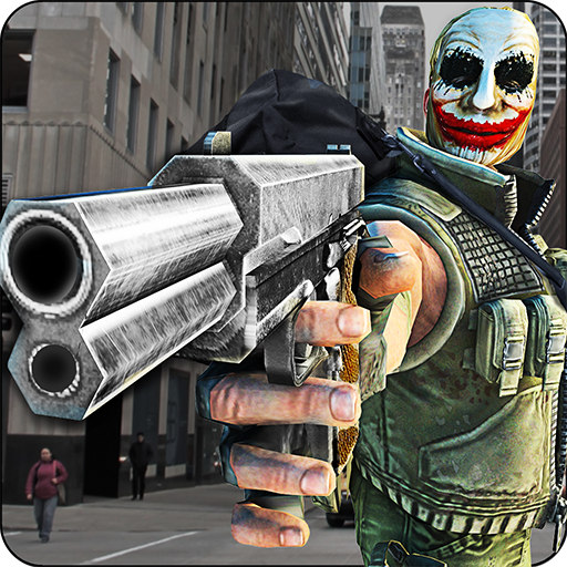 Bank Robbery 2 : The Heist v1.5 Mod Money