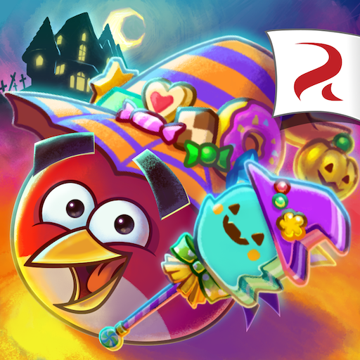 Angry Birds Fight! RPG Puzzle v2.4.9 Mega Mod