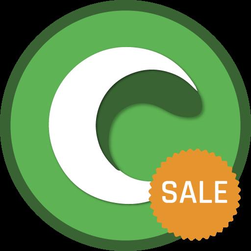 Circly - a Circle Icon Pack v2.28