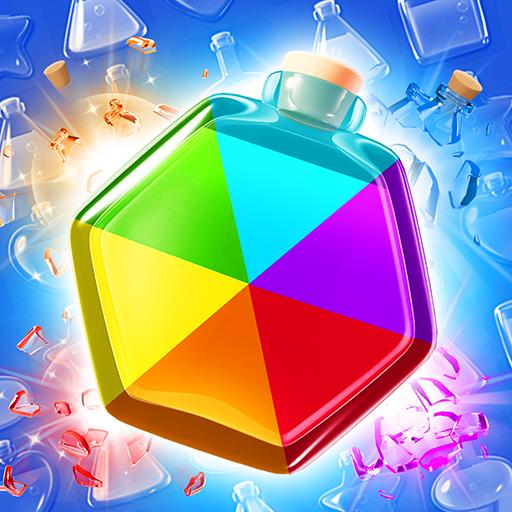 Potion Pop - Puzzle Match v3.010 Mod