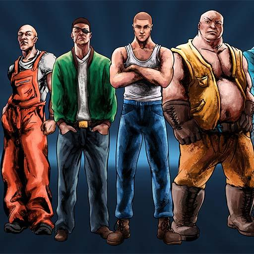 Mad City Gangsters v1.3.26 [Mod Money + Ammo]