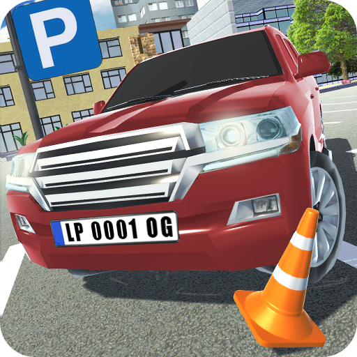 Luxury Parking v1.9 [Unlocked]