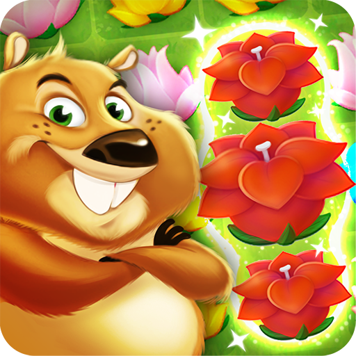 Puzzle Paws: Match 3 Adventure v1.13.3 [Mod Lives + Moves]