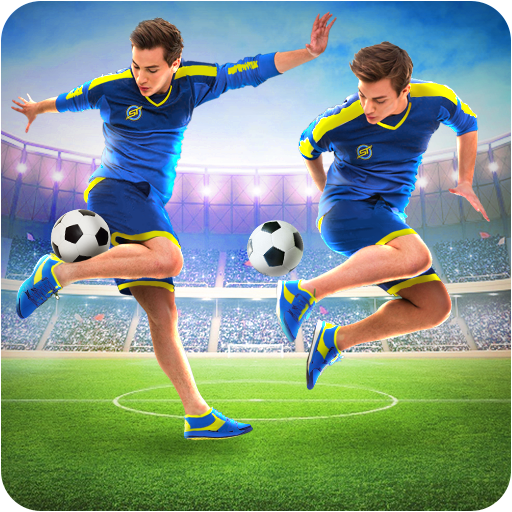 SkillTwins Football Game v1.0 [Mod Money]