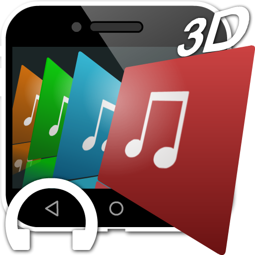 iSense Music - 3D Music Player v3.002s