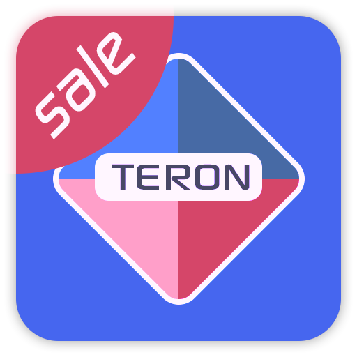 Teron - Icon Pack v1.3.1