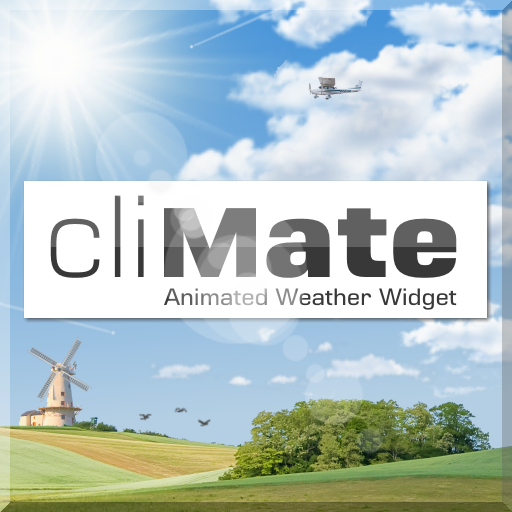 cliMate Animated WeatherWidget v3.8.1