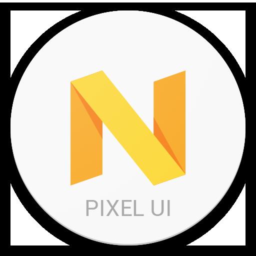 Pixel Icon Pack-Nougat Free UI v1.0.6