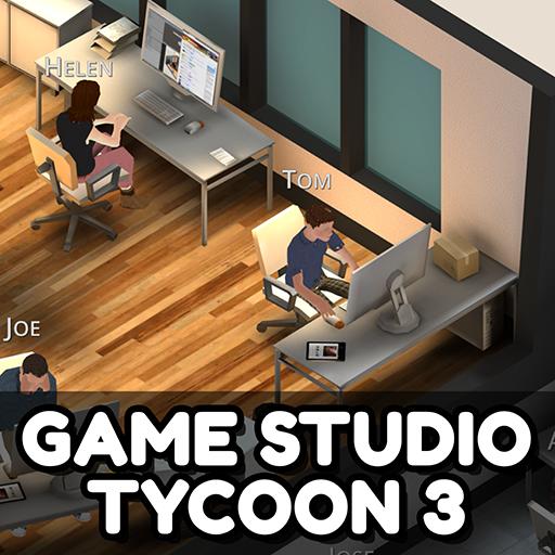 Game Studio Tycoon 3 v1.3.2