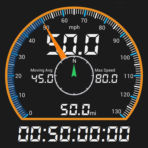 GPS HUD Speedometer Plus v3.27 [Patched]