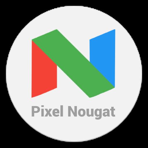 Pixel Nougat UI - CM12/CM13 v1.5