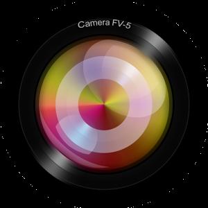 افضل برامج التقاط الصور بأحترافية Camera FV-5 v2.46 Android
