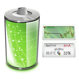 Battery Monitor Widget Pro v3.4.1