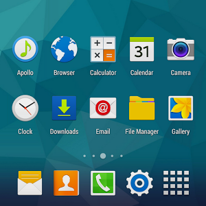 galaxy s5 music player apk download