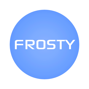 Frosty Apex Nova Holo Action v3.2