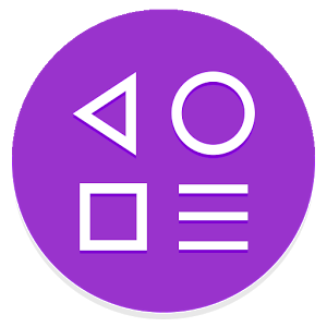 Objects #Purple PA/CM11 Theme v1.0.0
