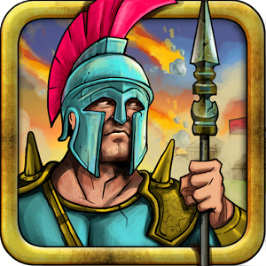 Spartan defense: War at castle v9.0