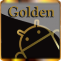 Golden Glass Icon Pack HD v2.7