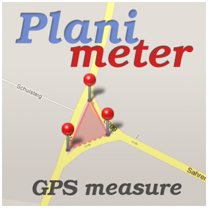 Planimeter - GPS area measure v3.8.7