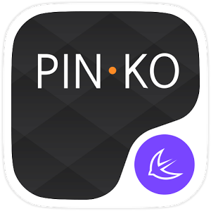 Pinko theme for APUS Launcher v1.0