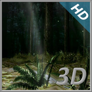 Dark Forest 3D HD LWP v1.8.2