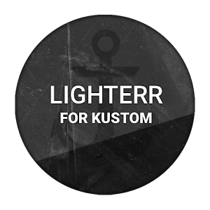Lighterr for Kustom LWP Pro v2.0