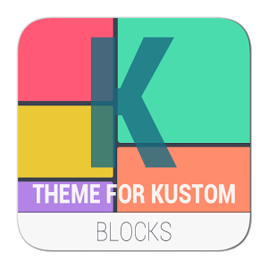 Blocks for Kustom KLWP v1.2