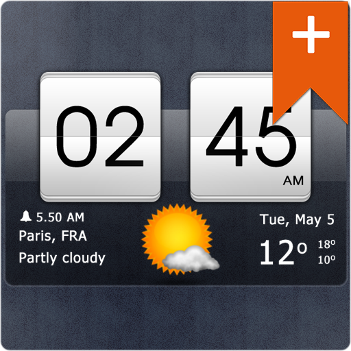 Sense Flip Clock & Weather Pro v2.22.01