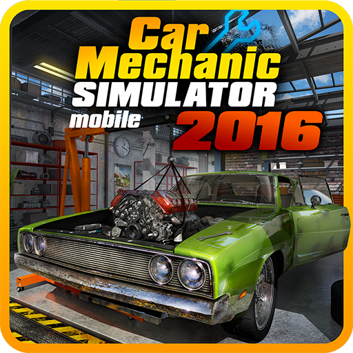 Car Mechanic Simulator 2016 v1.1.1 [Mod Money]