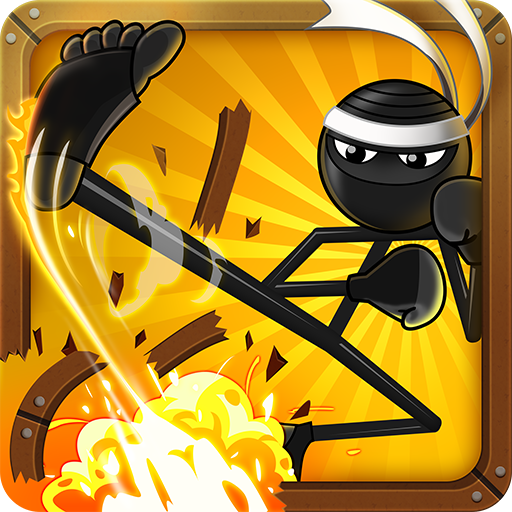 Stickninja Smash v1.0.0 [Mod Money]