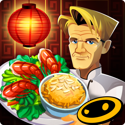 GORDON RAMSAY DASH v1.5.4 [Mod Coins + Level]