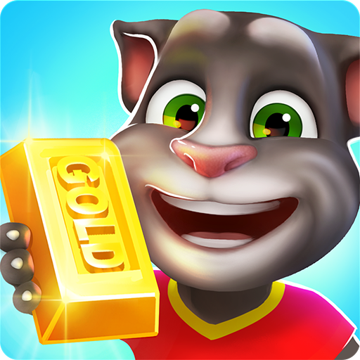 Talking Tom Gold Run v1.2.2.360 [Mod]
