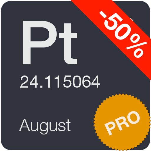 Periodic Table 2016 Pro v0.1.0 [Patched]