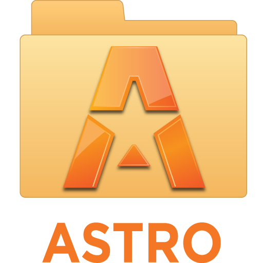 ASTRO File Manager vVaries with device