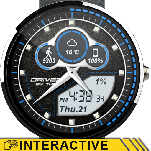 Driver Watch Face v2.2.26.116