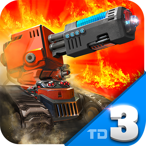 Defense Legend 3: Future War v2.3.8.6 [Mod Money]
