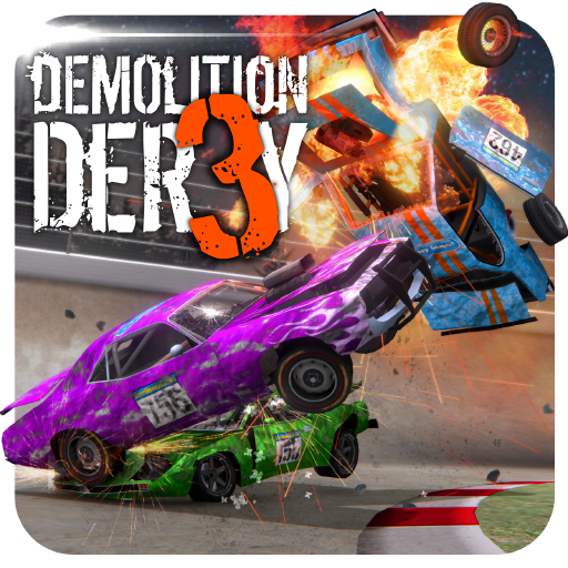 Demolition Derby 3 v1.0.020 [Mod Money]