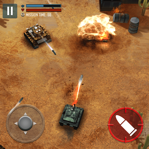 Tank Battle Heroes: World of Shooting v1.14.8 [Mod Money]