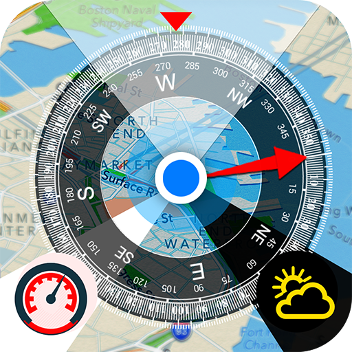 All GPS Tools Pro (Compass, Weather, Map Location) v2.5.1 [Mod]