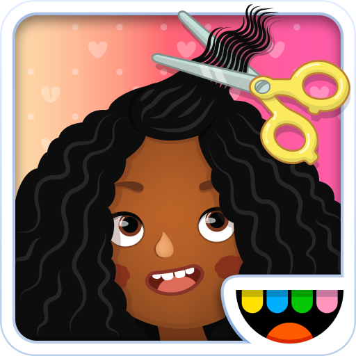 Toca Hair Salon 3 v1.2.4-play