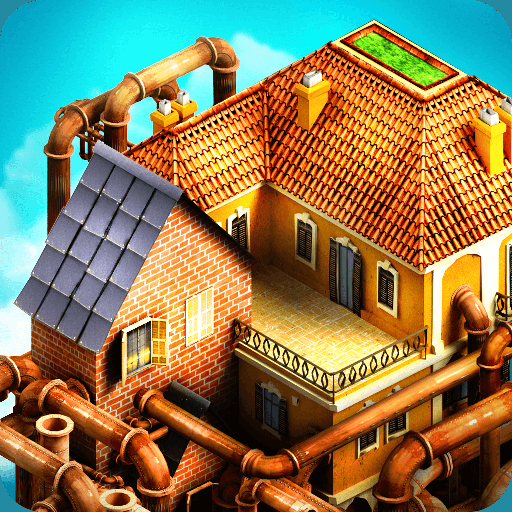 Escape Machine City v1.62 [Free Shopping]