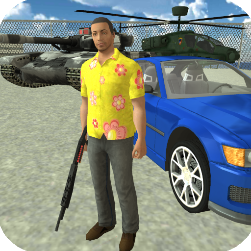 Real Gangster Crime v5.2 [Mod Money]