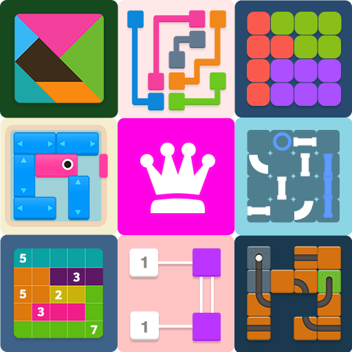 Puzzledom - classic puzzles all in one v7.4.92 [Mod]
